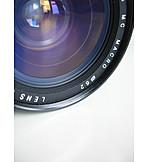 Close Up, Lenses