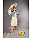 Child, 3-8 Years, Girl