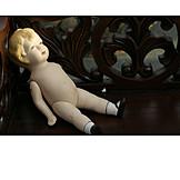 Doll, Antiquarian