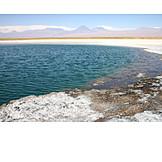 Salt lake, Bolivia