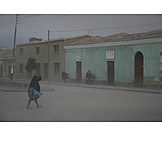 Street, Storm, Bolivia