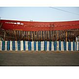 Boat, Ladder, Boat building