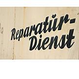 Typescript, Repair, Repair service