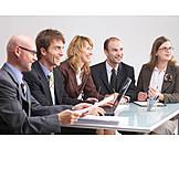 Teamwork, Meeting & Conversation, Meeting, Team