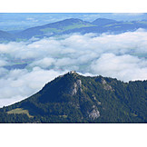Mountain, Falkenstein, Ruins