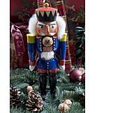 Christmas decoration, Nutcracker