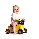 Toddler, 1-3 Years, Tricycle