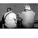 Over 60 Years, Senior, Retirement
