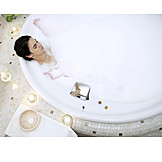Wellness & Relax, Body Care, Relaxing Bath