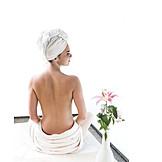 Beauty & cosmetics, Wellness & relax, Relaxation, Body care, Meditating, Massage