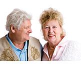 Over 60 Years, Senior, Couple