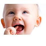 Baby, Enthusiastic, Ideas, Future, Genie