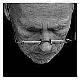 45-60 Jahre, Mann, Brille