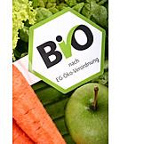 Healthy diet, Bio, Organic certification