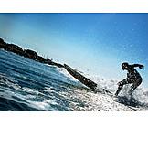 Action & Adventure, Surfing, Surfer