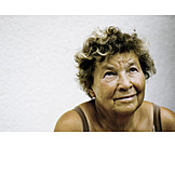 Woman, Over 60 Years, Senior