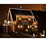 Christmas, Kitsch, Christmas decorations, Energy waste