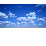 Cloudscape, Sky Only, Cumulus, Clouds Sky
