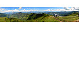 Mountain range, Austria, Wildschönau, Schatzberg