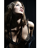 Beauty & Cosmetics, Seductive, Cleavage