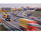 Transport & traffic, Highway, On the move, Logistics