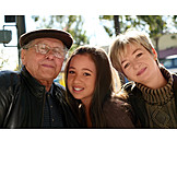 Grandfather, Daughter, Generation, Grandchild