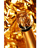 Alcohol, Sparkling, Champagne bottle