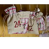Advent calendar, Christmas, Advent calendar
