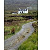Rural scene, Scotland, Isle of skye