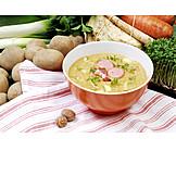 Soup, Stew, Potato soup