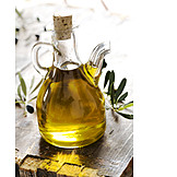 Olive oil, Oil carafe, Mediterranean cuisine