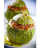 Mediterranean cuisine, Vegetarian cuisine