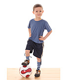 Boy, Fun & Games, Sports & Fitness, Soccer, Ball