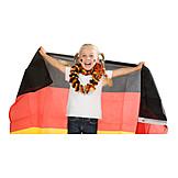 Germany, Fan, Soccer fan