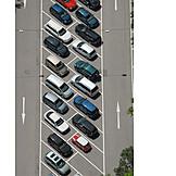 Parking, Parking lot