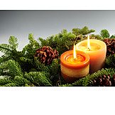 Christmas, Christmas decoration, Advent arrangement