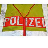 Police, Vest, Police vest