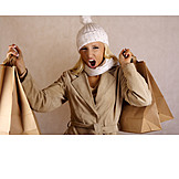Enthusiastic, Purchase & Shopping, Shopping Spree