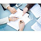 Office & Workplace, Teamwork, Meeting & Conversation