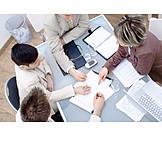 Teamwork, Meeting & Conversation, Meeting, Colleagues, Working Group