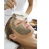 Skincare, Beauty Culture, Facial Mask, Facial Treatment