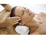 Massage, Head massage, Facial massage