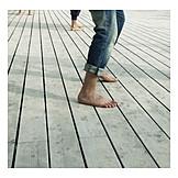Leg, Barefoot, Foot