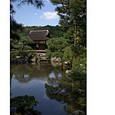 Kyoto city, Ginkaku ji temple