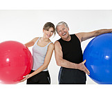 Rehabilitation, Fitness Ball, Physiotherapy, Physical Therapy