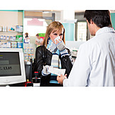 Sniffing, Pharmacy, Customer, Customer Support