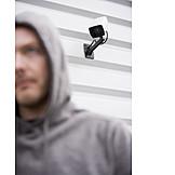 Security & Protection, Security Camera, Surveillance