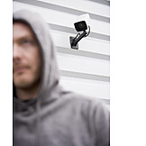 Security & Protection, Security Camera, Surveillance