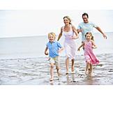 Beach, Run, Family