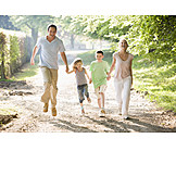 Walk, Family, Generation, Family outing